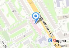 Компания «СВАРКА54» на карте