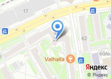 Компания «Аймант» на карте
