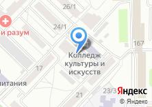Компания «Адвокатский кабинет Окунев В.А.» на карте