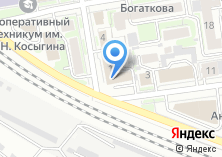 Компания «СИБИРСКИЙ КРОВЕЛЬНЫЙ ХОЛДИНГ» на карте