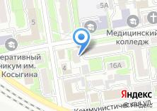 Компания «На Октябрьской» на карте
