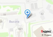 Компания «ТУРБО-НСК» на карте