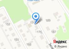Компания «САЛЮТ» на карте