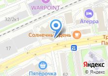 Компания «InstaForex инвестиционная компания» на карте