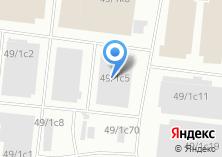 Компания «АМК СибМолСнаб» на карте