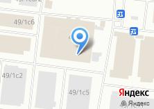 Компания «Фомальгаут» на карте