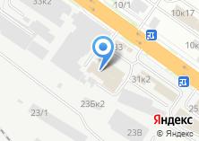 Компания «Мир Крепежа» на карте
