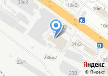 Компания «Food Art Catering» на карте
