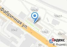 Компания «ГК КОНТИНЕНТ» на карте