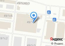 Компания «Mebel555» на карте