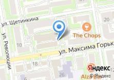 Компания «АвтоНовосибирск Инфо» на карте
