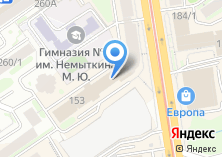 Компания «Бюро Путешествий Калипсо» на карте