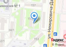 Компания «Электродизайн» на карте