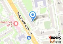 Компания «Окружной военно-клинический госпиталь №354» на карте