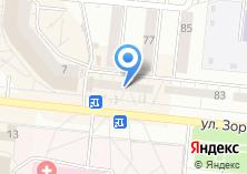 Компания «Мари Вико» на карте