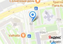Компания «Новосибирская общегородская коллегия адвокатов» на карте