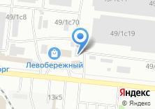Компания «Увалинский» на карте