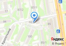 Компания «СТРОЙМОДА производственно-строительная компания» на карте