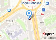Компания «Муниципальная Новосибирская аптечная сеть» на карте