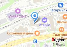 Компания «Расинвест» на карте
