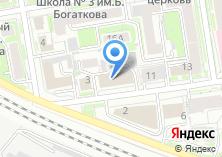 Компания «ЭКСПРЕСС-КИНЕТИКА» на карте