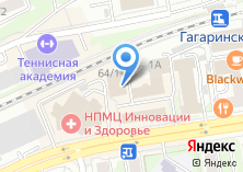 Компания «ГЛАВСТРОЙ» на карте