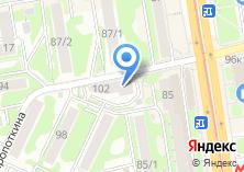Компания «Мираклетокс» на карте