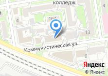 Компания «СВ Групп» на карте