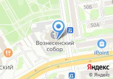 Компания «Вознесенский кафедральный собор» на карте