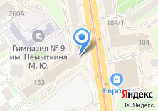 Компания «АС Сервис» на карте