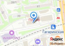 Компания «ПластКомфорт» на карте