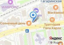 Компания «ИКСФО» на карте
