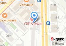 Компания «Марин-Авто» на карте