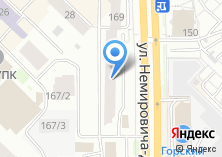 Компания «С Верой» на карте