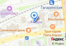 Компания «АвтоДаль» на карте