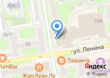 Компания «Сибирский Сад» на карте