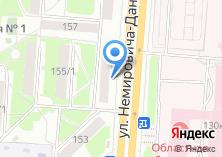 Компания «Provans» на карте