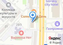 Компания «АБ-автодисконт» на карте