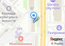 Компания «АльянсСтройГрупп» на карте