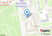 Компания «Новосибирский Дом Хлеба» на карте