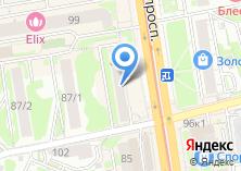 Компания «АТБ» на карте