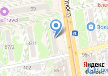 Компания «Колеровка Красок» на карте