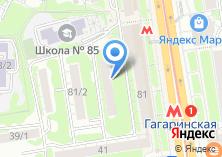 Компания «Муконина А.Н.» на карте