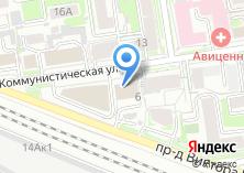 Компания «СВ-ТРАНС» на карте
