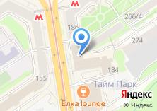 Компания «УралСиб» на карте