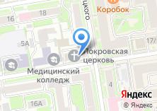 Компания «Покровские встречи» на карте