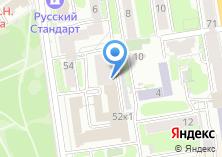 Компания «Первая Сибирская Школа Ведущих» на карте