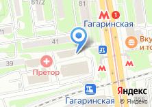 Компания «Рахат» на карте