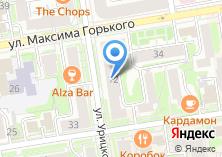 Компания «Артыбаш» на карте