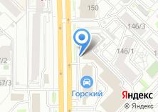 Компания «Автошина54» на карте